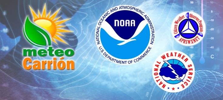 COLABORACIÓN METEO CARRIÓN - NOAA